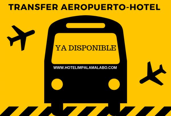 El Hotel Impala Malabo ya dispone de servicio de transfer para sus clientes.