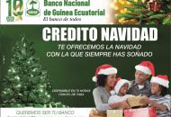 Crédito navideño con Bange