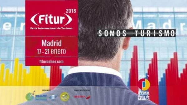 El Ministerio de Estado de Turismo participa en FITUR 2018