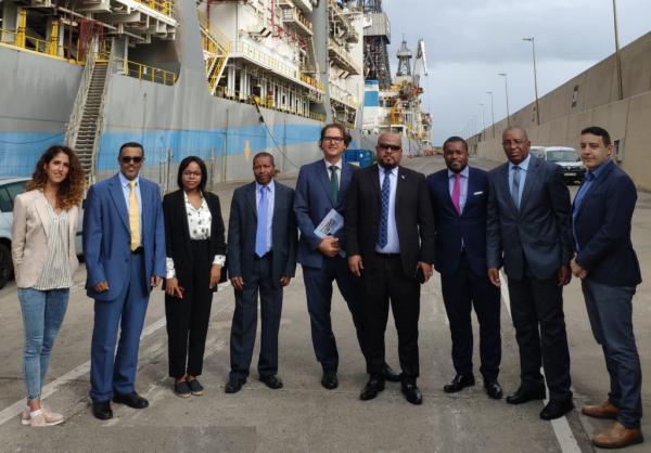 El Clúster Marítimo de Canarias y NAHSCO firman un Memorando de Entendimiento