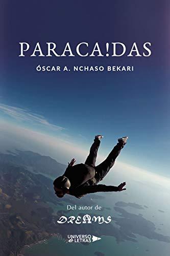 Óscar Nchaso Bekari publica su segunda obra, Paracaidas
