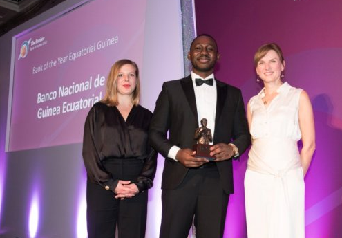 The Banker galardona al BANGE como mejor banco en Guinea Ecuatorial del año 2018