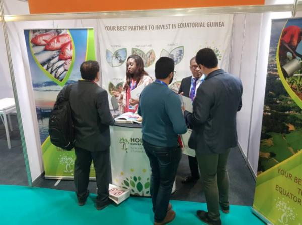 Holding Guinea Ecuatorial participa en la Feria Intra-africana de comercio (IATF 2018)