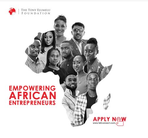 La Fundación Tony Elumelu desea apoyar a empresarios ecuatoguineanos