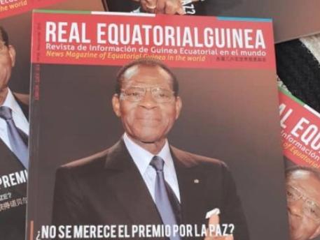 Real Equatorial Guinea, nueva revista informativa de la Jefatura de Estado