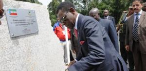S.E. El Presidente de Guinea Ecuatorial