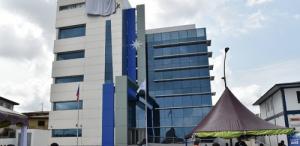 Inauguración de la nueva sede BGFI-BANK en Bata