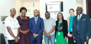 Presentación de proyectos en la Fundación nigeriana Tony Elumelu