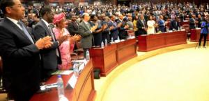 Ceremonia de clausura de la III Conferencia Económica Nacional