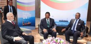 Comienza la Primera Conferencia de Oil & Gas en Sipopo
