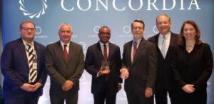 El BIMEP recibe un nuevo reconocimiento en la Africa Oil Power