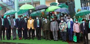 El BANGE inaugura una nueva agencia en Bioko