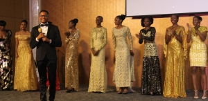 Lucas Escalada, moda en Guinea Ecuatorial